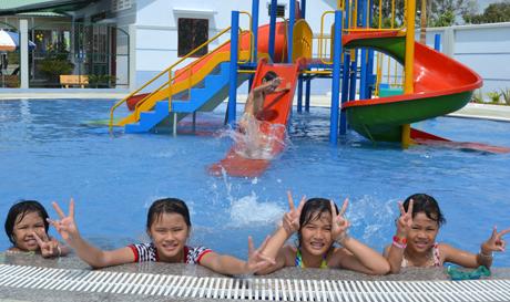 Tiêu chuẩn thiết kế bể bơi tại các trường mẫu giáo