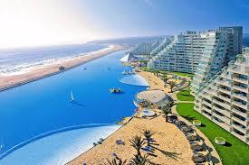 Ấn tượng hồ bơi lớn nhất thế giới