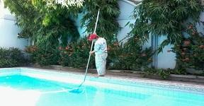 Bảo quản hồ bơi sau khi xây dựng