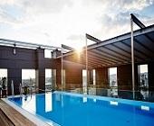 Cách xây dựng một hồ bơi trên sân thượng cần nên biết