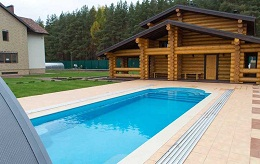 Công nghệ xây dựng hồ bơi đúc sẵn Composite