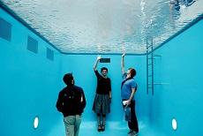 Khám Phá Bể Bơi Gây Ảo Giác Tại Nhật Bản Khiến Nhiều Người Tò Mò