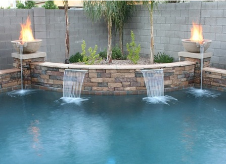 Kĩ thuật xây dựng bể bơi gia đình