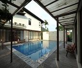 Ngắm nhìn những bể bơi xa xỉ của nhà sao Việt