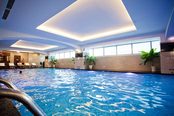 Những công nghệ mới trong xây dựng và thiết kế hồ bơi