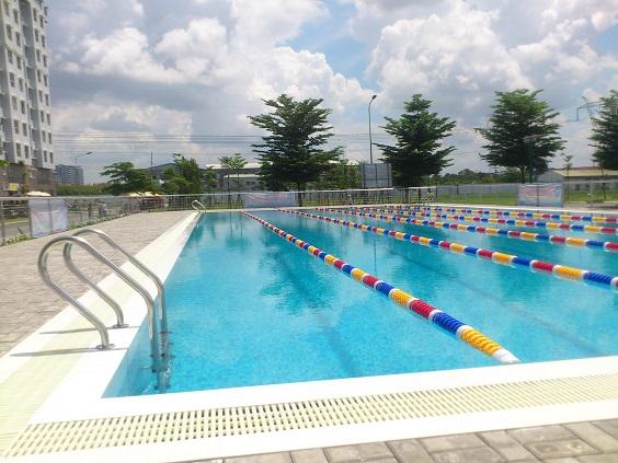 Những điều nên biết về xây dựng hồ bơi ở trường học