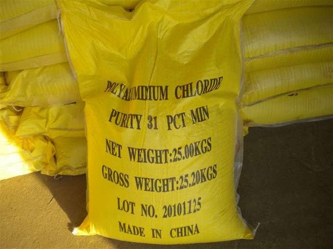 PAC Lắng Cặn. Poly aluminium chloride.