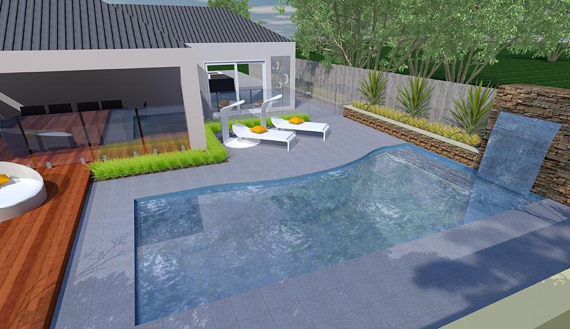 Quy trình chuyên nghiệp thiết kế hồ bơi