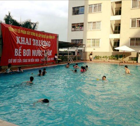 Tác dụng của bơi lội đối với sức khỏe