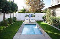Thiết kế bể bơi gia đình & Xây dựng hồ bơi theo phong cách Châu Âu