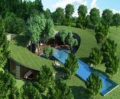 Thiết kế hồ bơi mini - không gian số 1 cho nội thất nhà phố