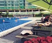 Top 5 hồ bơi đẹp lung linh giữa lòng Sài Gòn cho bạn cảm giác như đang đi biển