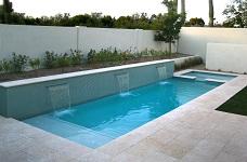 Xây bể bơi trong nhà - nhỏ mà cực tiện lợi cho sức khỏe và tinh thần