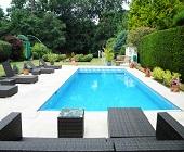 Xây dựng một hồ bơi theo phong cách châu âu